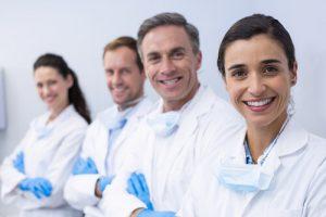 dental associate to the dental team