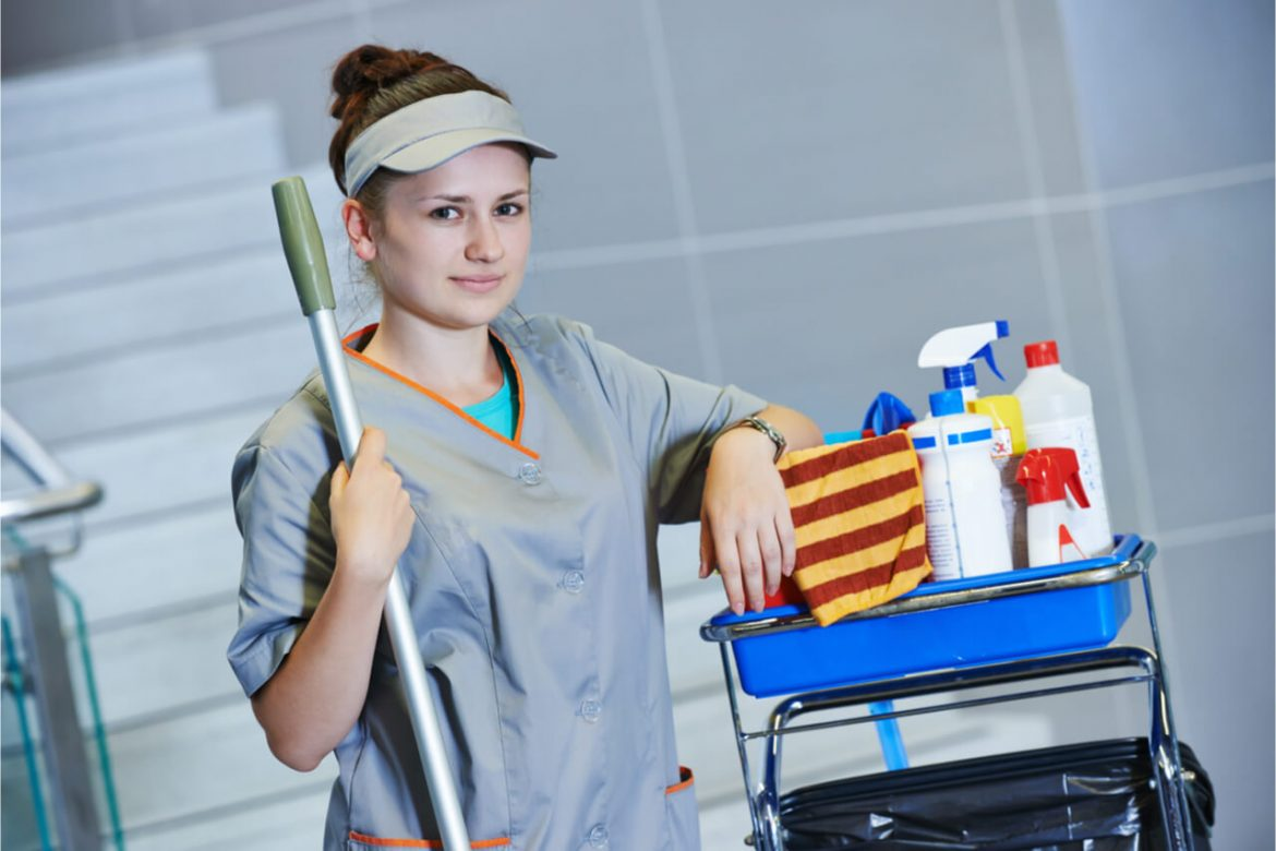 Medical Cleaning Supply: Top Grade Tools For A Clean Facility